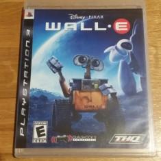 PS3 Disney Pixar Wall-e - joc original by WADDER - Jocuri PS3 Thq, Actiune, 3+, Multiplayer