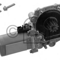 Electromotor, macara geam VOLVO FH 12 FH 12/340 - FEBI BILSTEIN 35606 - Motoras macara geam