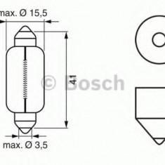 Bec incandescent - BOSCH 1 987 302 238