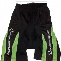 Pantaloni scurti ciclism NAKAMURA originali (XL spre L) cod-261179