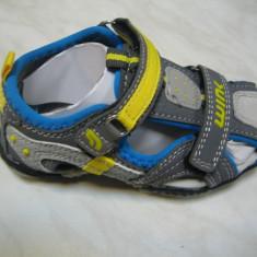 Sandale sport baieti WINK;cod KSL4394-2;marime:24-29 - Sandale copii Wink, Piele sintetica
