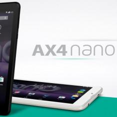 Tableta Allview Ax4 Nano Plus 3G Call Function Sim GPS Dual Core Nou Garantie, 7 inch, 8 Gb, Wi-Fi + 3G, Android