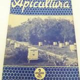 REVISTA APICULTURA NR. 2/1957