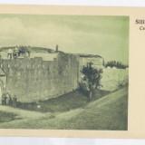 1521 - Dobrogea, SILISTRA, Cetatea Megidie-Tabia - old lilliput postcard unused - Carte Postala Dobrogea dupa 1918, Necirculata, Printata