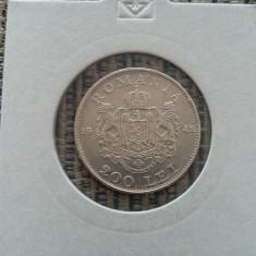 200 lei 1942 - argint - Moneda Romania, An: 1942, Argint