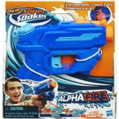 Pistol Cu Apa Nerf Supersoaker Alphafire - Pistol de jucarie Hasbro