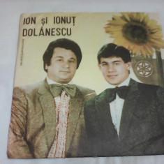 DISC VINIL ION SI IONUT DOLANESCU EPE 03835 STARE EXCELENTA - Muzica Populara