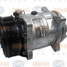 Compresor, climatizare - HELLA 8FK 351 124-051 - Compresoare aer conditionat auto