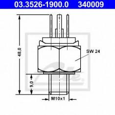 Comutator, lampa frana - ATE 03.3526-1900.0 - Intrerupator - Regulator Auto