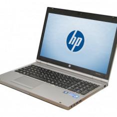 Laptop HP EliteBook 8570p, Intel Core i7 3720QM, 2.6 GHz, 8 GB DDR3, 128 GB SSD, DVDRW, AMD Radeon HD 7500M/7600M, WI-FI, Bluetooth, Webcam, Card