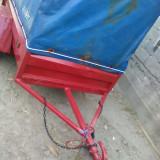 Remorca 750kg, acte la zi - Utilitare auto