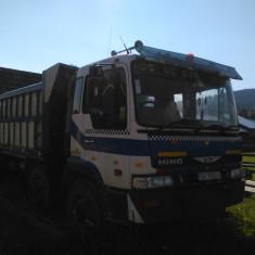 Vand sau schimb basculanta 8x4 - Camion