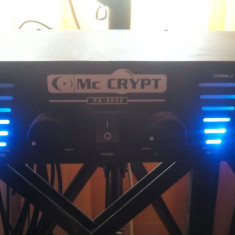Amplificator Profesional de putere - Amplificator audio