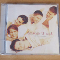 Take That - Everything Changes CD (1993) - Muzica Pop rca records