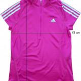 Tricou sport ADIDAS deosebit, stare foarte buna (dama L spre XL) cod-173955