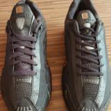 Nike Shox originali, nr.44-28 cm. - Adidasi barbati Nike, Culoare: Gri