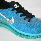 Adidasi Nike Flyknit Max + LIVRARE GRATUITA! - Adidasi barbati Nike, Marime: 40, 41, 42, 43, Culoare: Din imagine, Textil