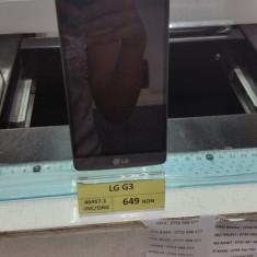 Lg G3 s (lm03) - Telefon mobil LG G3, Negru, 16GB, Orange, Single SIM, 2 GB