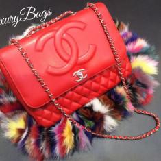 Chanel Jumbo West Flap 2016 Collection * LuxuryBags * - Geanta Dama Chanel, Culoare: Din imagine, Marime: Masura unica, Geanta de umar, Piele