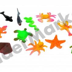 Animale acvatice de jucarie - isi maresc dimensiunile in apa - Figurina Animale