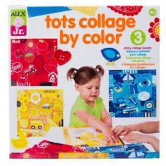 Colaje Pe Culori Alex Toys - Jocuri arta si creatie