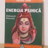 ENERGIA PSIHICA -ALEKSANDR KLIZOVSKI - Carte Hobby Paranormal