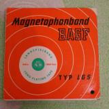 Banda de magnetofon BASF sigilata