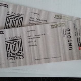 2 BILETE UNTOLD - Bilet concert