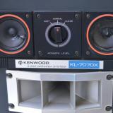 Boxe Kenwood KL-7070 X - Amplificator audio Technics, 41-80W