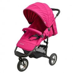 Carucior sport Coccolle Micio roz - Carucior copii Sport Coccolle, Pliabil