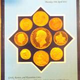 ST JAMES`S AUCTIONS, AUCTION 21, THURSDAY 19th APRIL 2012, CATALOG DE LICITATII MEDALII SI MONEDE