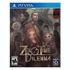 Zero Time Dilemma Ps Vita - Jocuri PS Vita