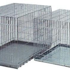Hong Cusca Metal Caine Pet Expert 61 x 51 x 58 cm - Mancare caini