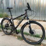 bicicleta MTB  26 Dahon Matrix, pliabila, Rock Shox XC30 TK Gold Air, SRAM DB5