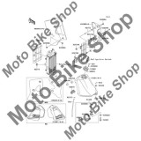 MBS Bucsa rezervor 1999 Kawasaki KMX 125 #92075C, Cod Produs: 920751934KA