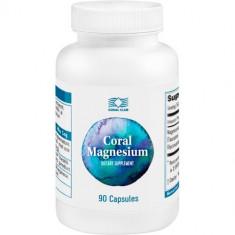 Colier argint - Coral Magnesium (90 capsule)
