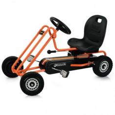 Go Kart Lightning Orange Hauck