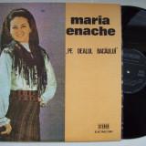 Disc vinil MARIA ENACHE - Pe dealul Bacaului (ST - EPE 03222)