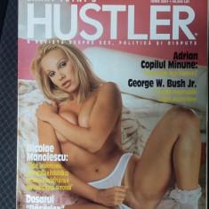 HUSTLER- IUNIE 2001