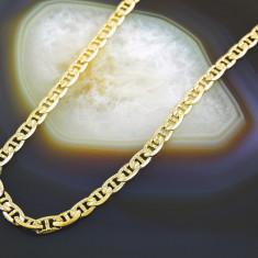 Lantisor placate cu aur - Lant Placat cu Aur 18k, model Zale, cod 554