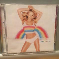 MARIAH CAREY - RAINBOW (1999/SONY/AUSTRIA) - CD APROAPE NOU/ORIGINAL/POP-DANCE - Muzica Pop Columbia