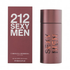 Carolina Herrera - 212 SEXY MEN edt vapo 100 ml - Parfum barbati Carolina Herrera, Apa de toaleta