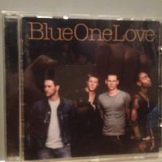 BLUE - ONE LOVE (2002/VIRGIN /HOLLAND) - CD /ORIGINAL - Muzica Pop sony music