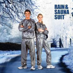 Costum Saună Rain & Sauna Suit - Echipament Fitness