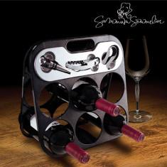 Summum Sommelier Suport Sticle și Accesorii Vin