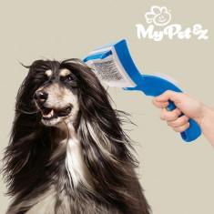 Perie de Păr pentru Animalul de Companie My Pet Bristles
