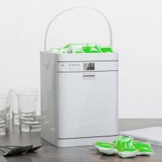 Cutie Metalică Maşină de Spălat Vase
