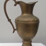 Carafa decorativa din alama veche ER007