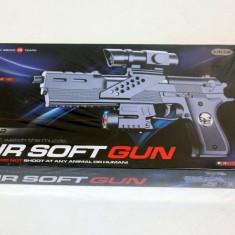 Pistol de jucarie - Pistol cu bile AIR SOFT 921-2