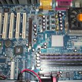 Kit Placa baza Jetway V266B cu procesor Athlon XP2500+ socket A si 2GB DDRAM - Placa de Baza